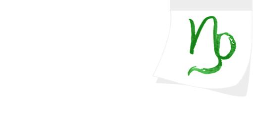 摩羯座商务运势/财运!