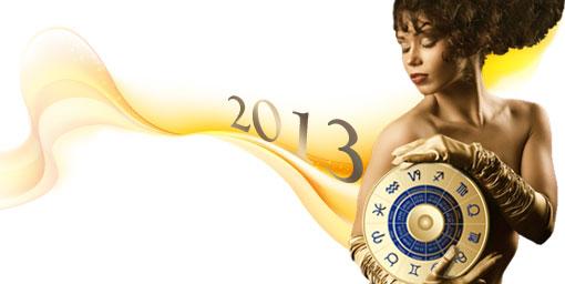 Horoscopes of year 2013