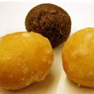 Buñuelos dulces Okinawa