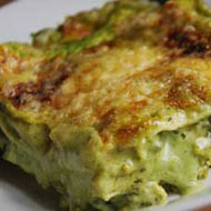 Recette des Lasagnes végétariennes