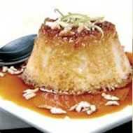 Przepis Francuski Pudding Ryżowy