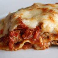 Przepis Lasagne Mięsne