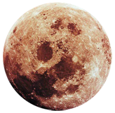 Lua negativa