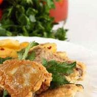 Рецепт Куриные грудки в сливочном соусе