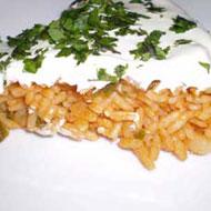 Рецепт рисовый пирог