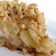 美味苹果蛋糕