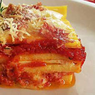 Polenta Pizza Recipe