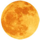 Luna positiva
