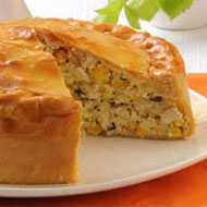 Receita Torta de Frango