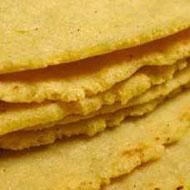 Receita Tortillas de farinha