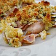 Рецепт лосося с имбирём